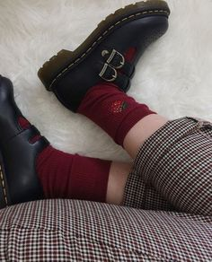 DOC'S & SOCKS. Worn by loviliy.