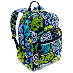 Where's Mickey? Campus Backpack by Vera Bradley | Bags & Totes | Disney Store I want this specific backpack