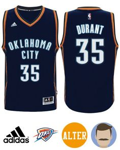 Prove your loyalty to the Oklahoma City Thunder love with Oklahoma City Thunder #35 Kevin Durant 2015-16 Season Navy Jersey, Stay cool and comfortable throughout the game in this jersey. The importance is you would feel you are the second star when you wear your idol's jersey , it's better to call o