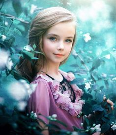Dreamy beauty💤 Photo by Mode fotos Pretty Kids, Beautiful Little Girls, Pretty Baby, Cute Little Girls, Beautiful Children, Beautiful Babies, Cute Kids, Cute Young Girl, Cute Baby Girl