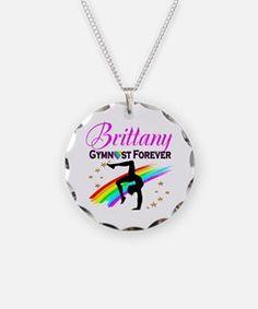GREAT GYMNAST Necklace Wow your Gymnast with these original personalized Gymnastics necklaces!  http://www.cafepress.com/sportsstar/10114301 #Gymnastics #Gymnast #WomensGymnastics #Lovegymnastics #PersonalizedGymnast #GymnastJewelry #GymnasticsJewelry