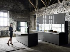 Genius Loci Kitchen by Valcucine @valcucine |  #design #quality #interior #interiordesign #architecture #fuorisalone2016 #salonedelmobile2016 #showroom #milan #salonedelmobile #fuorisalone #mdw16 #designbest #milanodesignweek2016 #isaloni #2016