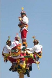 Voladores de Papantla, a bold tradition