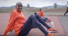 Mo Farah has become a fan favourite on British reality TV - Canadian Running Magazine