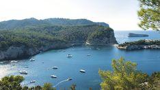 Puerto San Miguel, Ibiza Island, Spain... #Travel #MediterraneanSea #Ibiza #Spain ..