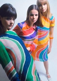 fashion from the 60's #vintage#fashion