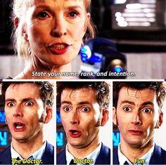 The Doctor, Doctor, Fun