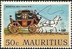 Mauritius mail coach