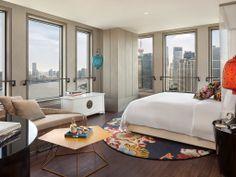 2014 New Four-Star Hotel: Hotel Indigo Shanghai on the Bund, Shanghai, China #forbestravelguide
