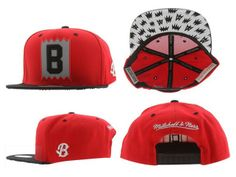 Mitchell&Ness x Bait Snapback Hat (3) , wholesale online  $4.7 - www.hatsmalls.com