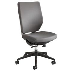 Sol Task Chair, Gray $270