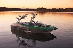 "2013 ""Little Giant"" WAKESETTER 20 MXZ - by Malibu Boats #wakeboarding #SURFGATE #malibuboats"