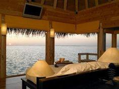 Gili Lankanfushi Maldives Islands - The Private Reserve - Living Area