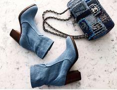 #denim #accessories #boots #bags #fashion