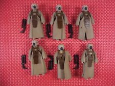LOT OF 6 VINTAGE STAR WARS 4-LOM ACTION FIGURES COMPLETE 1982 KENNER http://ift.tt/2xeMQbF