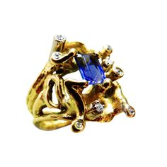 Blow them out of the water with an Organic Freeform Ring from Whitford Jewellery Designer and Maker!  Shop now >http://bit.ly/2uMKRsp?utm_campaign=coschedule&utm_source=pinterest&utm_medium=Jewelstreet