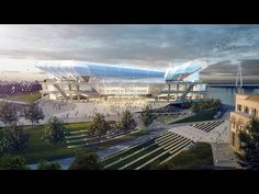 New St. Louis NFL Stadium Renderings and Video Unveiled by Task Force in Presentation to NFL