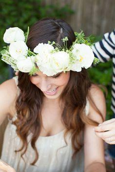 diy flower crowns & wreaths.