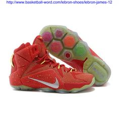 quality design cd5d8 4bfe0 Buy Hot Sale Cheap Nike LeBron 12 Red Silver Volt Basketball Shoes from  Reliable Hot Sale Cheap Nike LeBron 12 Red Silver Volt Basketball Shoes  suppliers.