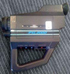 Vintage Fisher Price Pixelvision pxl 2000 Camcorder  #FisherPrice
