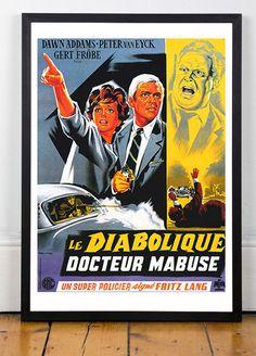 Le diabolique Docteur Mabuse, 1960