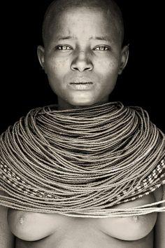 turkana lady / northern kenya by abgefahren2004, via Flickr