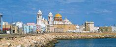 Bucht von Cádiz