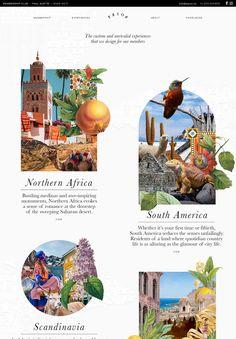 Made Thought: Prior Website Design Layout, Website Design Inspiration, Graphic Design Inspiration, Layout Design, Branding, Graphic Design Posters, Grafik Design, Magazine Design, Editorial Design