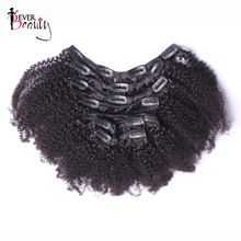 Get HumanHair Products At Cheap Prices  US $60.90     Wholesale Priced Wigs, Extensions, And Bundles!     FREE Shipping Worldwide     Get it here ---> http://humanhairemporium.com/products/4b-4c-afro-kinky-curly-clip-in-human-hair-extensions-brazilian-remy-hair-100-human-natural-hair-clip-ins-bundle-ever-beauty/  #curly_wigs