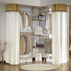 왕자행거 코너 드레스룸 이미지1