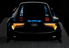 Audi Takes Automotive Lighting To New Level