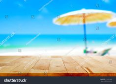 Find Wood Table Top On Blurred Blue stock images in HD and millions of other royalty-free stock photos, illustrations and vectors in the Shutterstock collection. Thousands of new, high-quality pictures added every day. Beach Background, White Sand Beach, Wood Table, Blur, Photo Editing, Royalty Free Stock Photos, Display, Pictures, Top