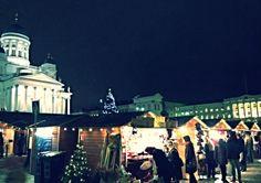 Christmas Market Travel Themes, Helsinki, Times Square, Marketing, Winter, Christmas, Winter Time, Xmas, Navidad