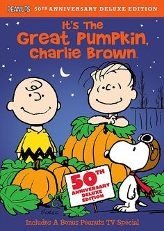 It's the Great Pumpkin, Charlie Brown (Remastered Deluxe Edition): ![CDATA[It's the Great Pumpkin, Charlie Brown Deluxe Edition (DVD)/p]] Kid Friendly Halloween Movies, Best Halloween Movies, Halloween Night, Holiday Movies, Halloween Party, Halloween Games, Halloween 2019, Halloween Stuff, Scary Halloween