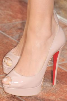 red sole !!!