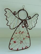 Výsledek obrázku pro anděl z drátků