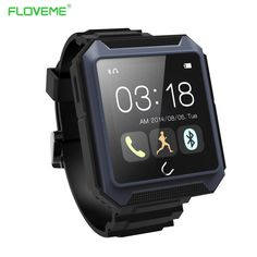 59.39$  Watch here - http://alieje.worldwells.pw/go.php?t=32672861069 - FLOVEME E3 Bluetooth 4.0 Smart Watch 1.54'' IPS Full View Fitness Tracker Pedometer Smartwatch for Android iOS Wristwatch Clock 59.39$