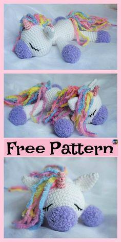 Mesmerizing Crochet an Amigurumi Rabbit Ideas. Lovely Crochet an Amigurumi Rabbit Ideas. Crochet Unicorn Pattern Free, Crochet Amigurumi Free Patterns, Crochet Animal Patterns, Crochet Dolls, Crochet Crafts, Crochet Projects, Diy Crafts, Crochet Baby Shoes, Cute Crochet