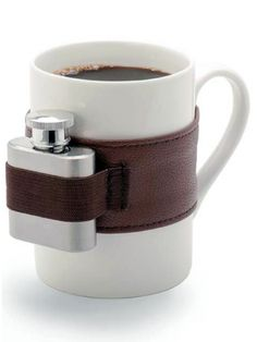 """Extra Shot"" Coffee Mug (White)"