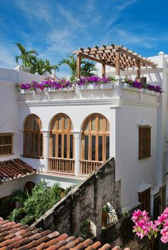 "a2smagazine: "" Hotel Casa San Agustin, Colombia """