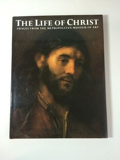 Bring the #TheMet to your coffee table. The Life of #Christ Images from the Metropolitan Museum of #Art Book Printed in Italy Hardcover with Jacket 1989 Scribners from #SoaringHawkVintage on #Etsy