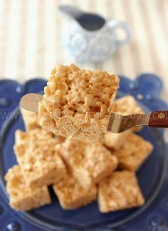 EAT MORE CAKE: Rice Crispy Treats