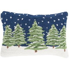 Shop for Tracie Down or Polly Filled Christmas Tree Holiday Throw Pillow (13 x 19). Free Shipping on orders over $45 at Overstock.com - Your Online Home Decor Outlet Store! Get 5% in rewards with Club O!