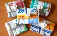 Basta rifiuti! Guarda come ti riciclo i tubetti del dentifricio!