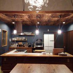 Room Decor Bedroom, Liquor Cabinet, House Plans, Ceiling Lights, Storage, Kitchen, Table, Furniture, Home Decor
