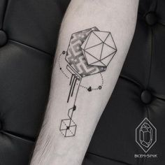 10 Latest and Popular Arm Tattoos For Men