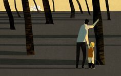Faith is Torment | Art and Design Blog: Illustrations by Keith Negley