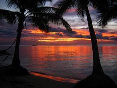 nuff said Beautiful World, Beautiful Places, Beautiful Pictures, Beautiful Sunset, Plantation Island, Fiji Honeymoon, Visit Fiji, Fiji Beach, Island Resort