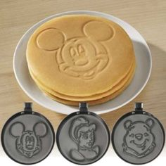 Disney Mickey Mouse Pancake Pan - PanCake Pan Review