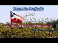 Urgente Profecía para Chile juicio: La rueda que cae del cielo - YouTube Chile, Youtube, Music, Hamster Wheel, Falling Down, Messages, Musica, Musik, Muziek